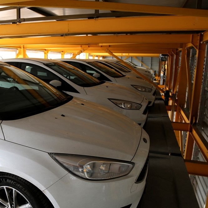Parkule 144-Fully Automatic Parking System - 3