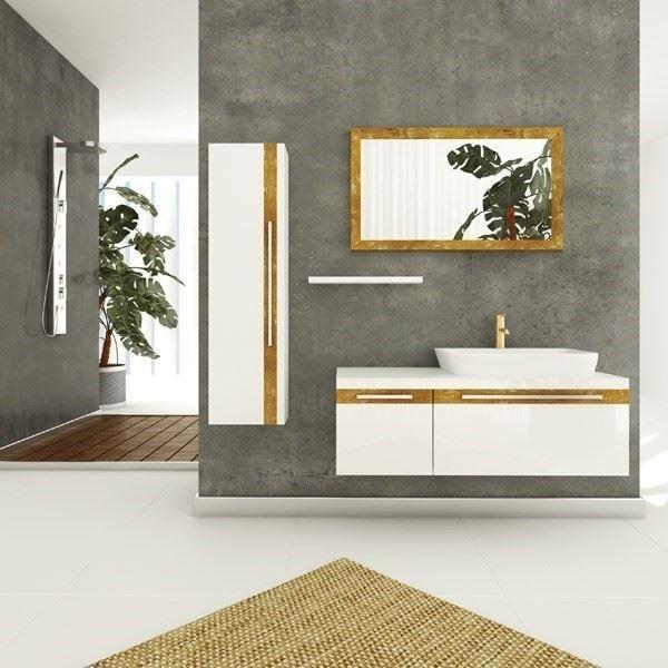 Banyo Mobilyası/DELUX