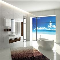 Banyo Mobilyası/WOODY