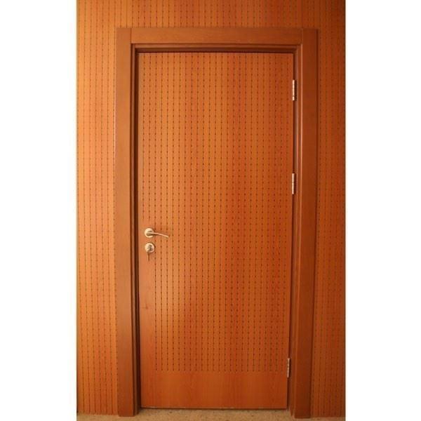 Ahşap Ses Yalıtım Kapıları, Akustik Yüzeyli Kapılar