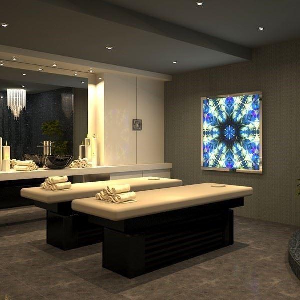 Masaj Odası - SPA Wellness Tasarım, Proje Uygulama ve Donanımları