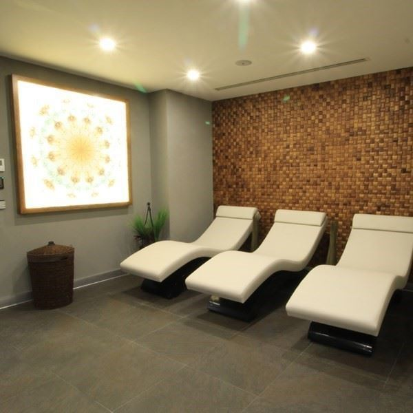 Dinlenme Odası - SPA Wellness Tasarım, Proje Uygulama ve Donanımları