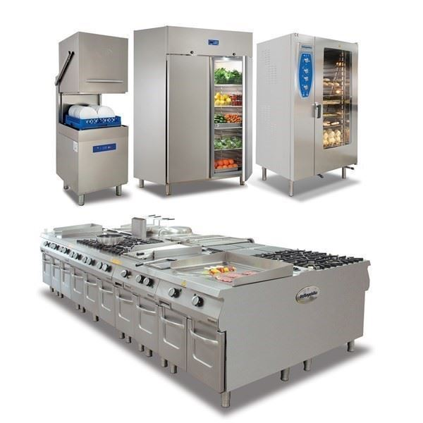 Ana Mutfak Donanımı
