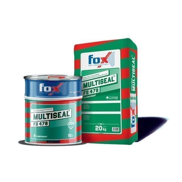 Çimento Esaslı Tam Elastik Su Yalıtım Malzemesi/MULTISEAL® FS 478