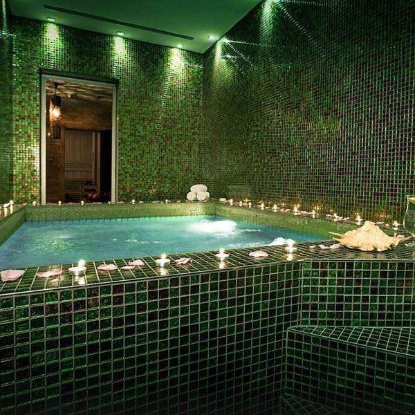 Terapi Havuzu, Yüzme Havuzu, Hidromasaj Havuzu, Ayak Havuzu Tasarım, Proje, Uygulama ve Donanımları