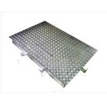 Steel, Stainless Steel, Aluminum Manhole Covers - 1
