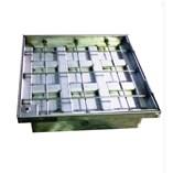 Steel, Stainless Steel, Aluminum Manhole Covers - 2
