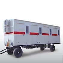 Özel Tasarım Karavan, Mobil Konteyner