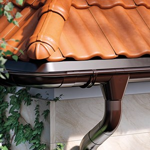 Rain Gutters and Downpipes