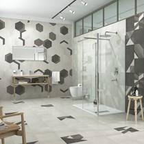 Sırlı Porselen Duvar ve Yer Karoları/Provenza