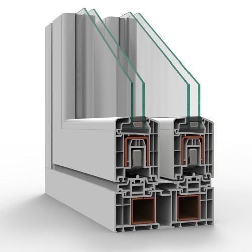 PVC Pencere Sistemleri/Panorama HS 76