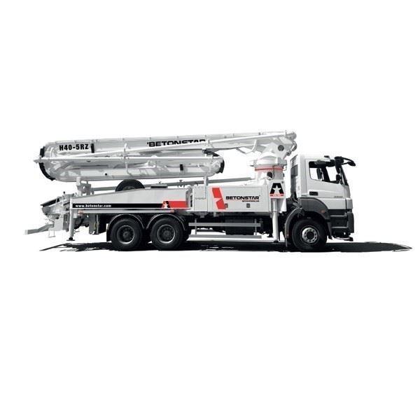 Mobil Beton Pompası/H40-5RZ