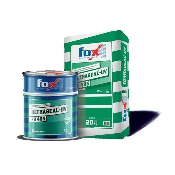 Çimento ve Akrilik Esaslı Su Yalıtım Malzemesi/ULTRASEAL®-UV FS 485