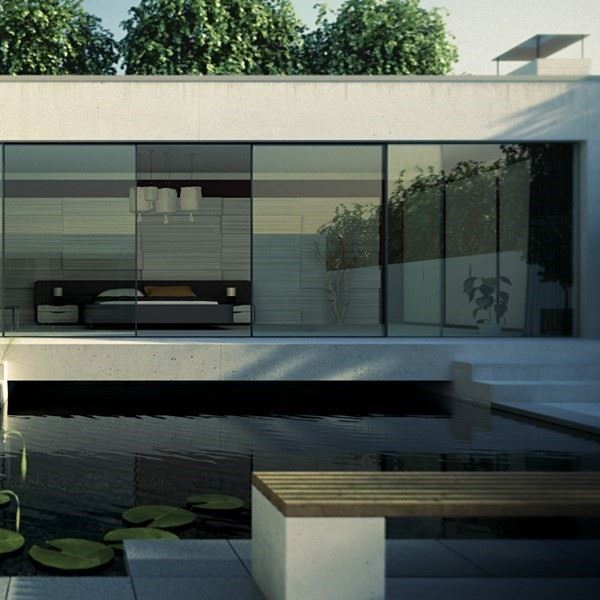 Sliding Door System/Hi-Finity