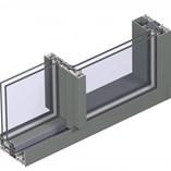 Sliding Door System/Hi-Finity - 13
