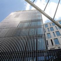 Sunscreening System/Brise Soleil/BS 100