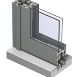 Folding Door Systems/CF 77 - 1
