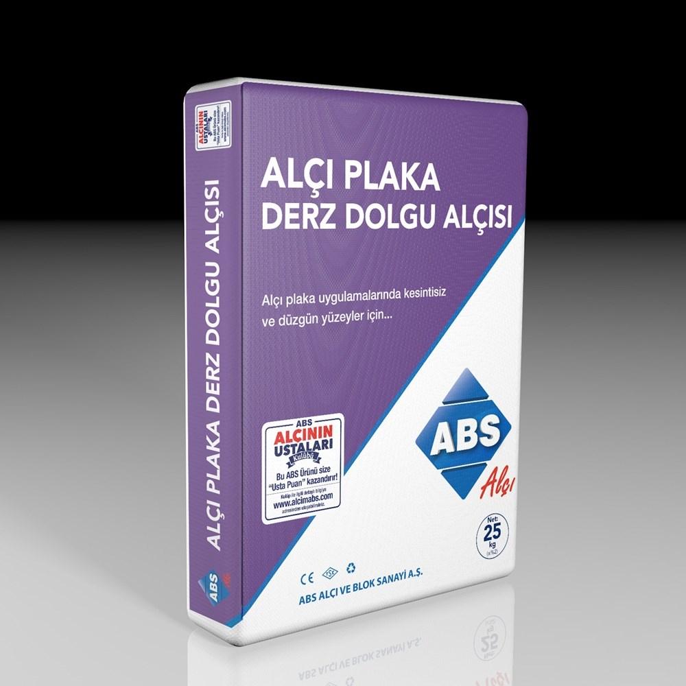 Dış Cephe Plaka Derz Dolgu ve Astar Sıvası/ABS EXcoat