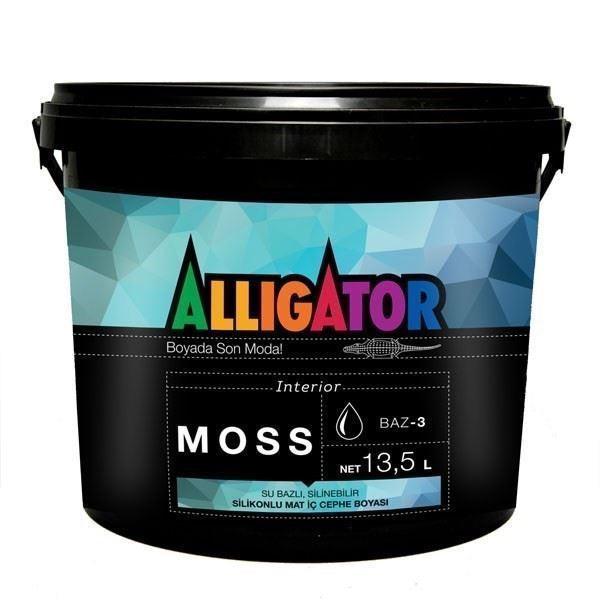 Alligator Moss