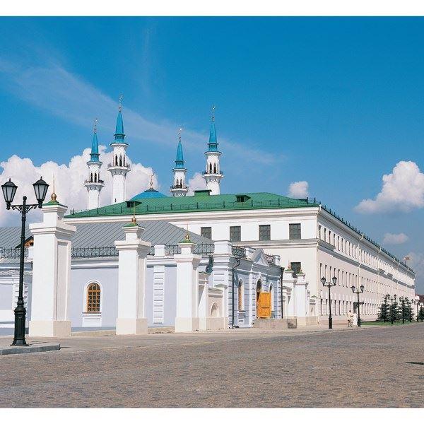 Hermitaj Müzesi - Kazan - Tataristan Cumhuriyeti - Rusya