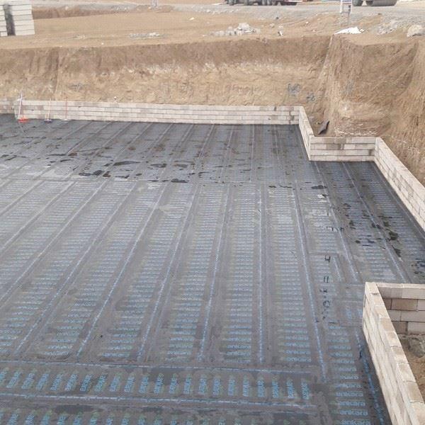 Bitümlü Su Yalıtım Örtüleri/Elastomer (-20) HDPE