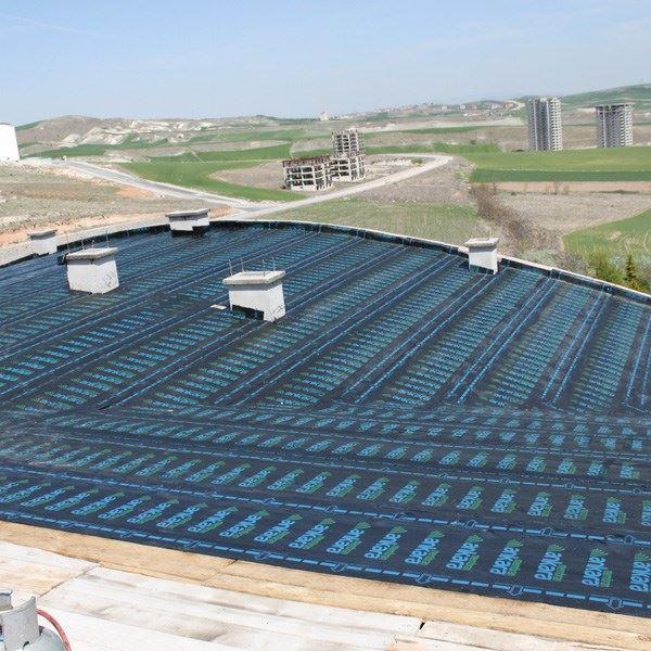 Bitümlü Su Yalıtım Örtüleri/Elastomer (-20) HDPE - 1
