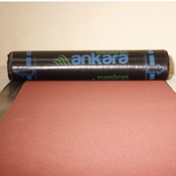 Granule Stone Coated Bituminous Waterproof Roofing Membranes