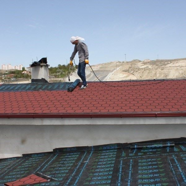 Textured Roof Waterproofing Membranes/Clover Patterned