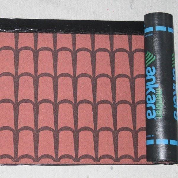 Desenli Çatı Su Yalıtım Membranı/Kiremit Desenli Membran