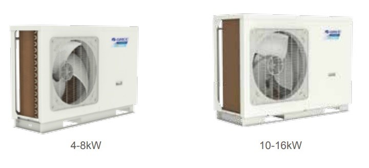 Air to Water heat Pump System - 0