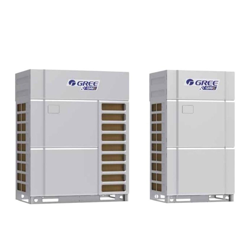 Değişken Soğutucu Akışkan Debili Sistemler - VRF