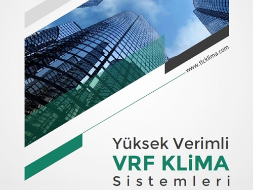 VRF Air Conditioning Systems Catalog