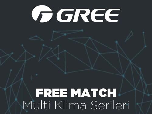 Free Match Multi Air Conditioner Series Catalog