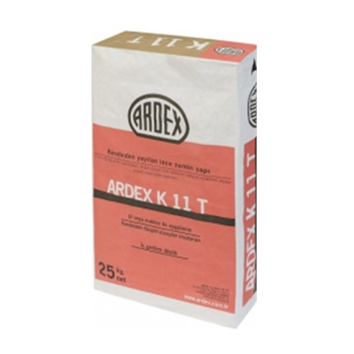 ARDEX K 11 T Self Leveling Thin Floor Screed