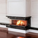 Stove and Fireplace Glass - 1