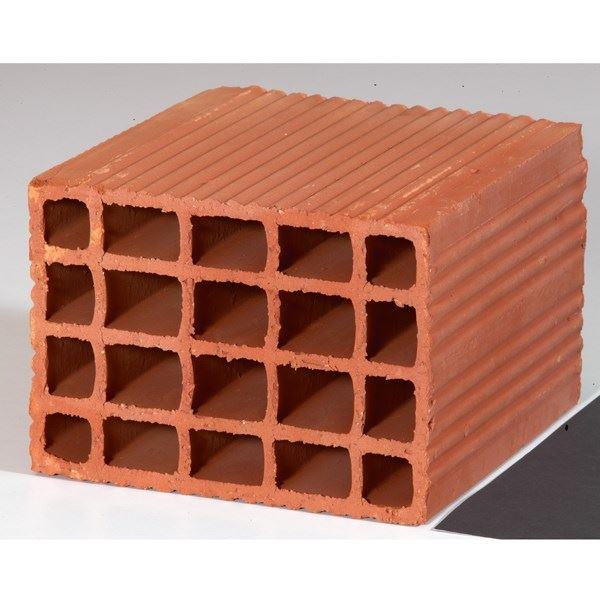 Horizontally Perforated Bricks - 0