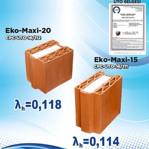 15 cm Maxi Brick - 0
