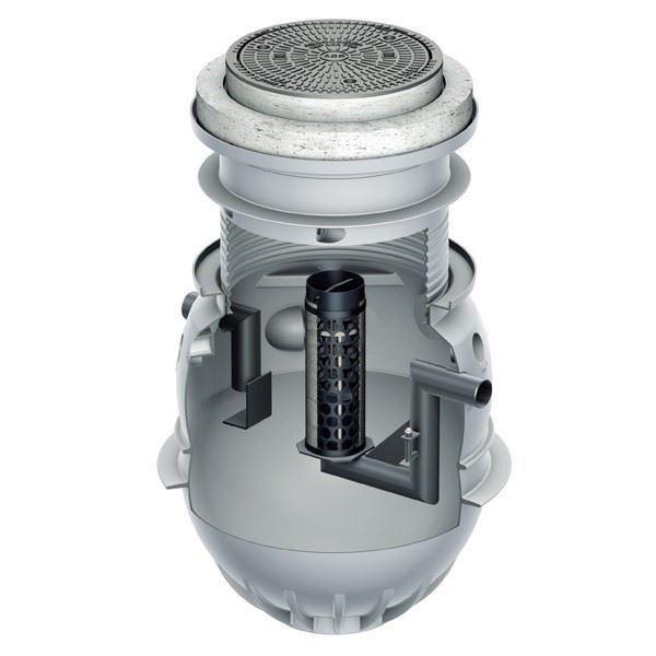Petrol Ayırıcı Sistemler/ACO Oleopator