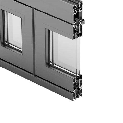 FD60T Sliding Folding Door System