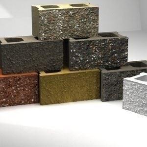 Modular Concrete Masonry Elements