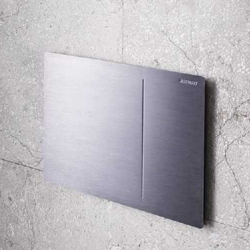 Concealed Cistern Control Panel | Sigma70