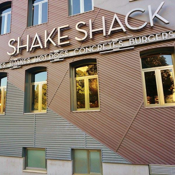 Shake Shack Restaurant - Tünel, İstanbul