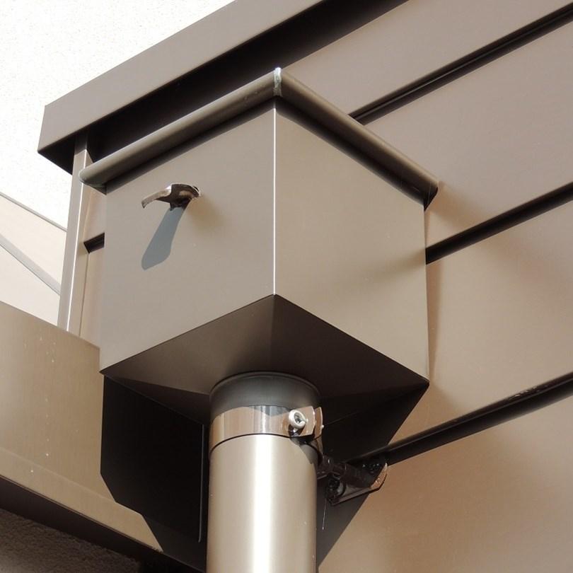 Titanyum Çinko Yağmur İniş Sistemleri - 2