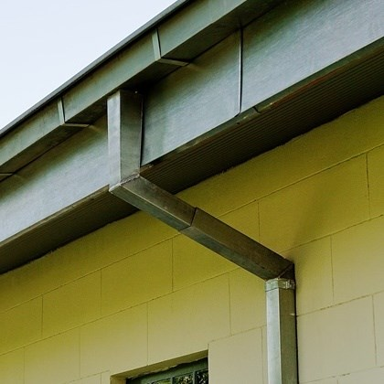 Titanyum Çinko Yağmur İniş Sistemleri - 3