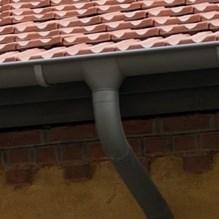 Titanyum Çinko Yağmur İniş Sistemleri - 5