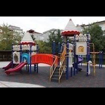 Polietilen, HDPE, Ahşap Oyun Parkları