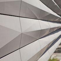 Titanyum Çinko Kompozit Cephe Kaplamaları