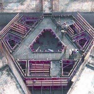 Perde-Kolon Kalıbı | Şaft Kuyu Kalıbı Sistemi