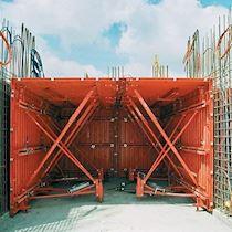 Tünel Kalıp Sistemi/ERTF Modüler Tünel Kalıp Sistemi