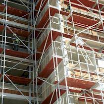 Facade Scaffolding | MESA AL 70
